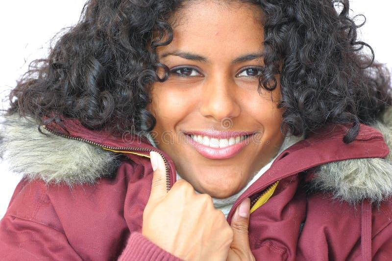 Download De Schoonheid Van De Winter Stock Afbeelding - Afbeelding bestaande uit bont, koude: 295283
