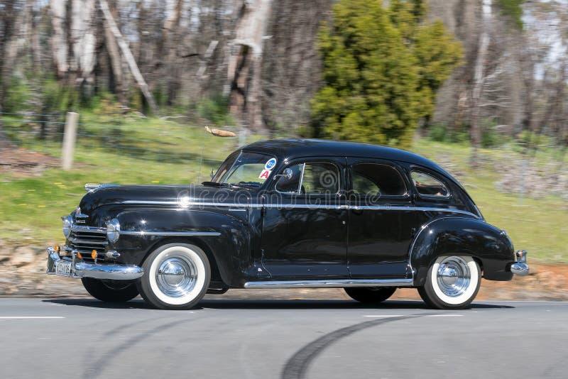 1946 de Sedan van Plymouth P15 royalty-vrije stock foto