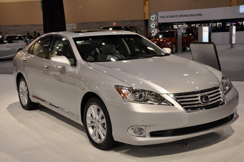 De Sedan van S van Lexus stock fotografie