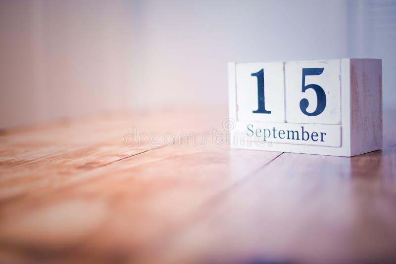 15 de septiembre - décimo quinto de septiembre - feliz cumpleaños - día nacional - aniversario imagen de archivo