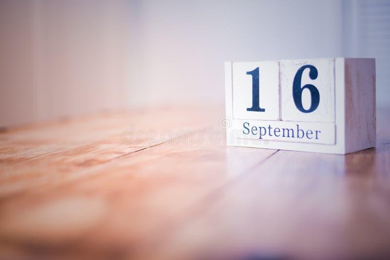 16 de septiembre - décimosexto de septiembre - feliz cumpleaños - día nacional - aniversario fotografía de archivo libre de regalías