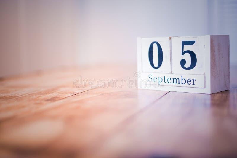 5 de septiembre - 5to de septiembre - feliz cumpleaños - día nacional - aniversario imagen de archivo libre de regalías