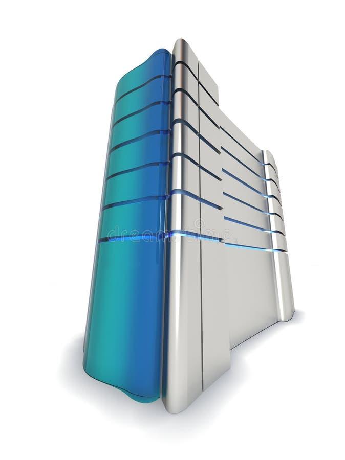 De Server van het Web vector illustratie