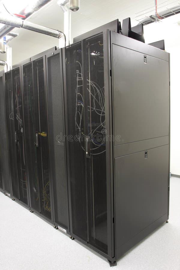 De servers van het netwerk royalty-vrije stock foto's