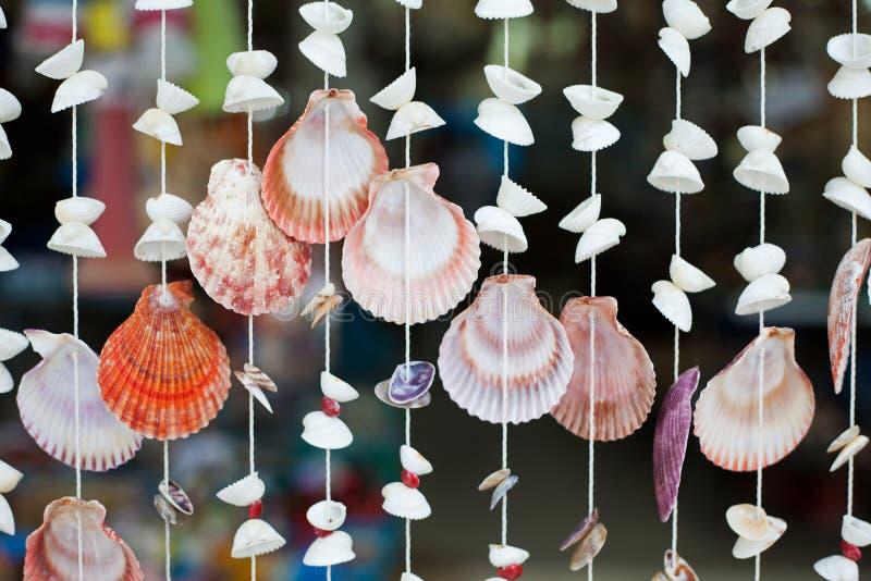 De shell muur royalty-vrije stock foto's