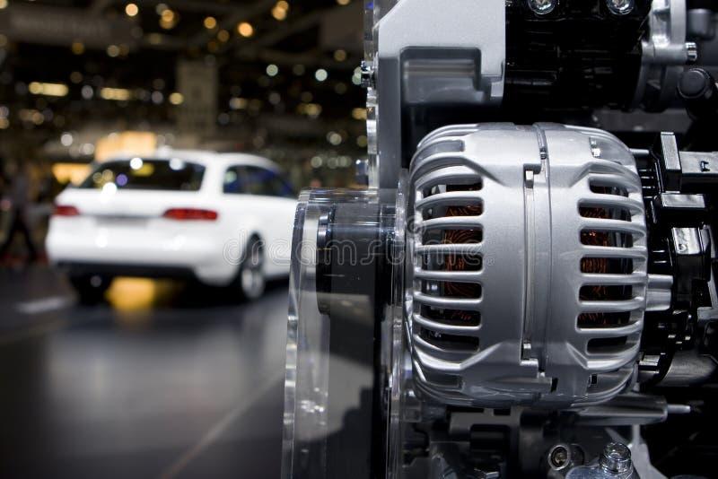 De Show van de Motor van Genève 2010 royalty-vrije stock foto's