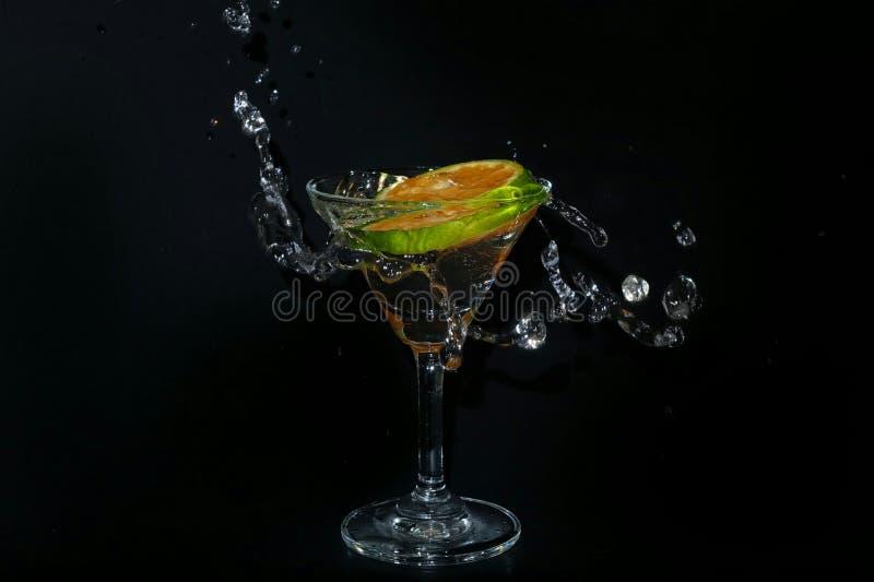 De Sinaasappel royalty-vrije stock foto's