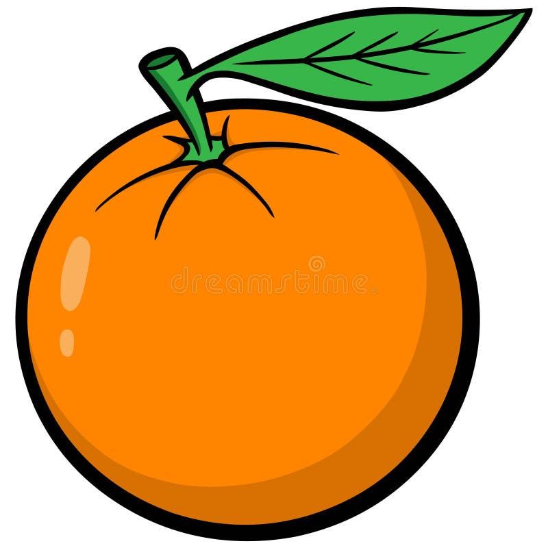 De Sinaasappel van Florida vector illustratie