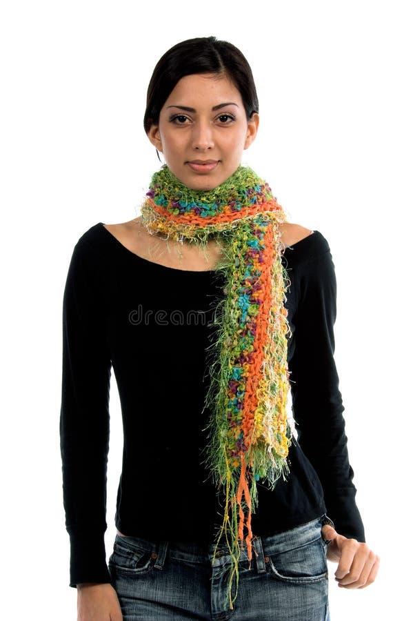 De Sjaal van Couturer royalty-vrije stock foto