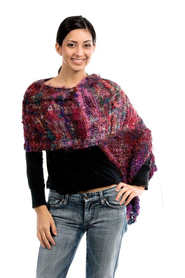 De Sjaal van kleermakerijen stock fotografie