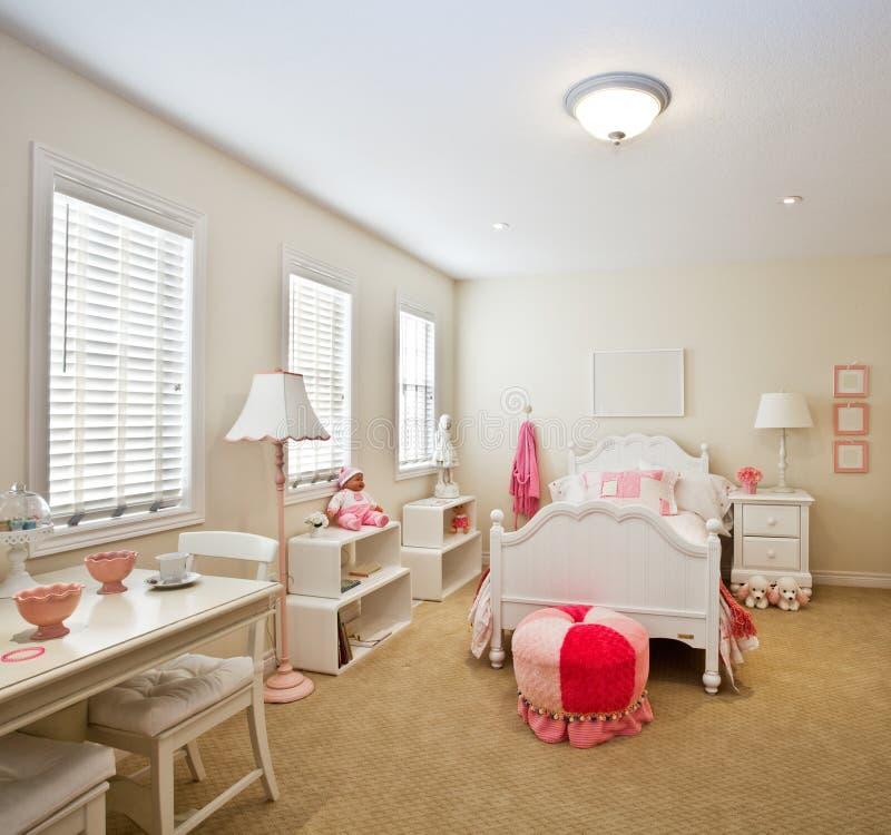 De Slaapkamer van het kind stock foto. Afbeelding bestaande uit ...