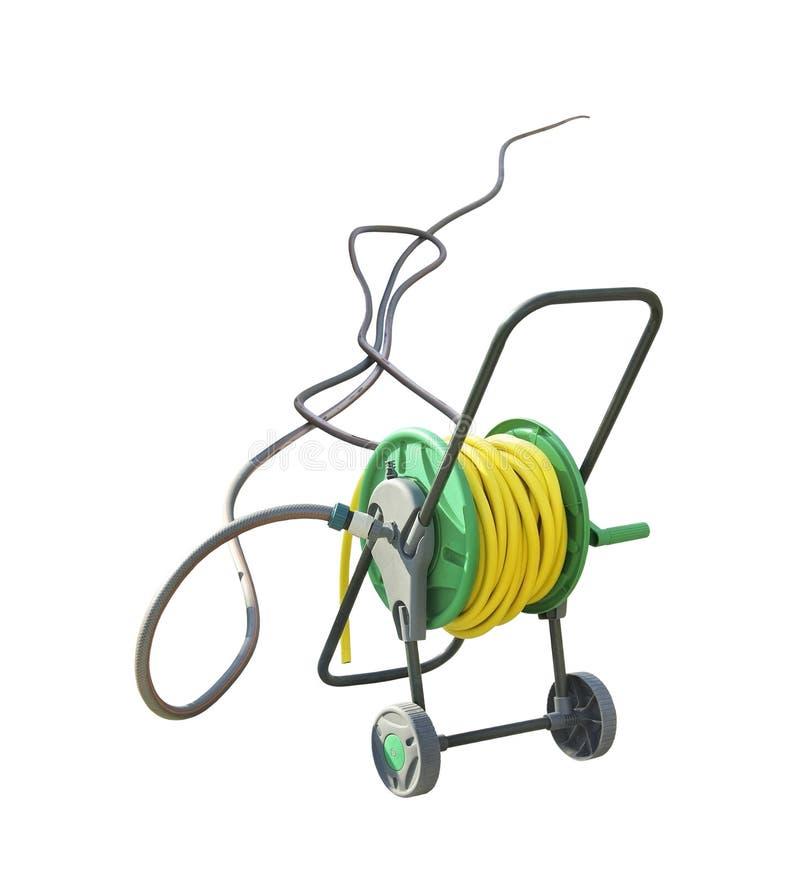 De slang van de rol stock afbeelding