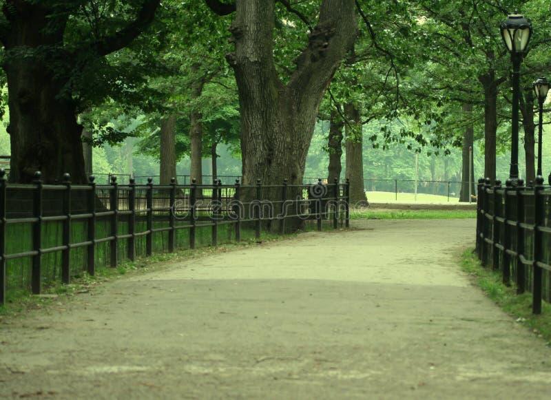 De Sleep van het park royalty-vrije stock afbeeldingen