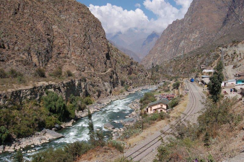 De Sleep van Inca stock fotografie