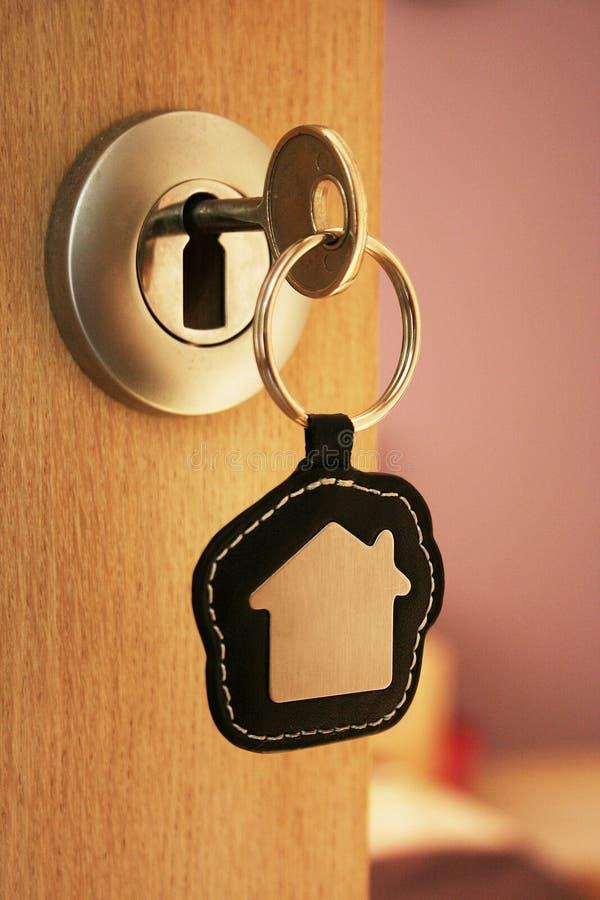 De sleutel van het huis