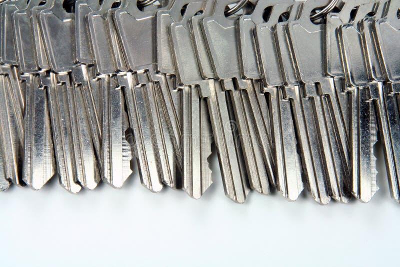 De sleutels van de bos royalty-vrije stock fotografie