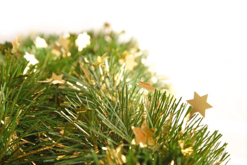 Kerstmisslinger royalty-vrije stock fotografie