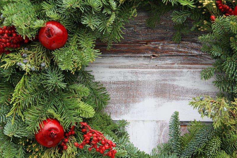 De slinger van Kerstmis stock afbeeldingen