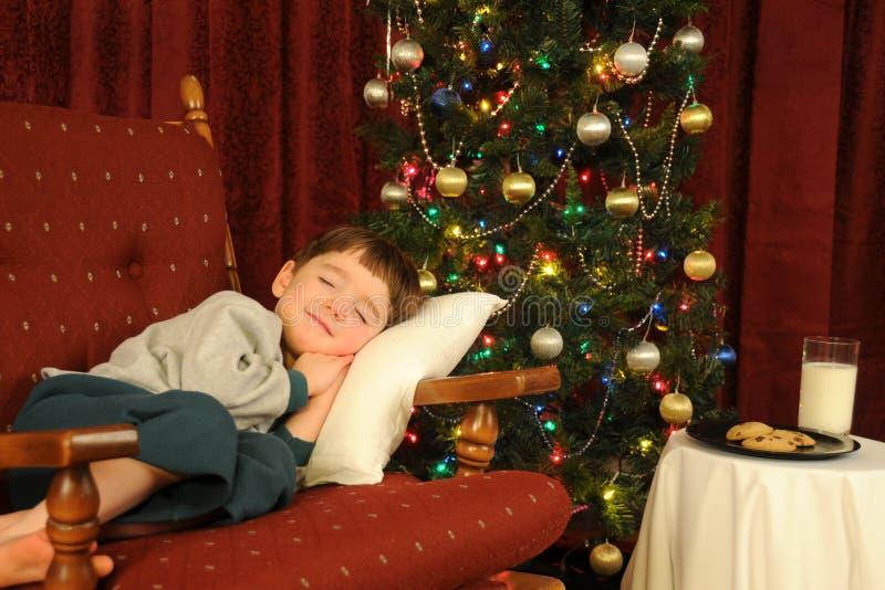 De Sluimer van Kerstmis stock afbeelding