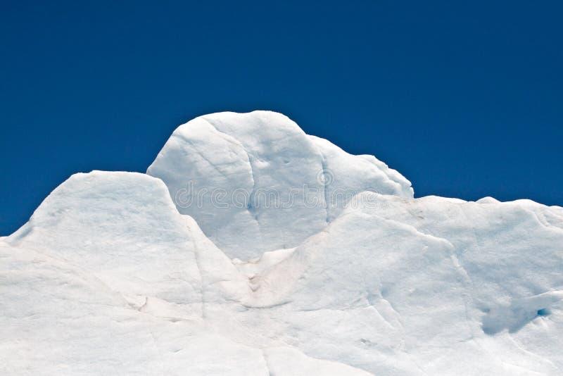 Download De Sneeuw van de gletsjer stock afbeelding. Afbeelding bestaande uit alaska - 10781033
