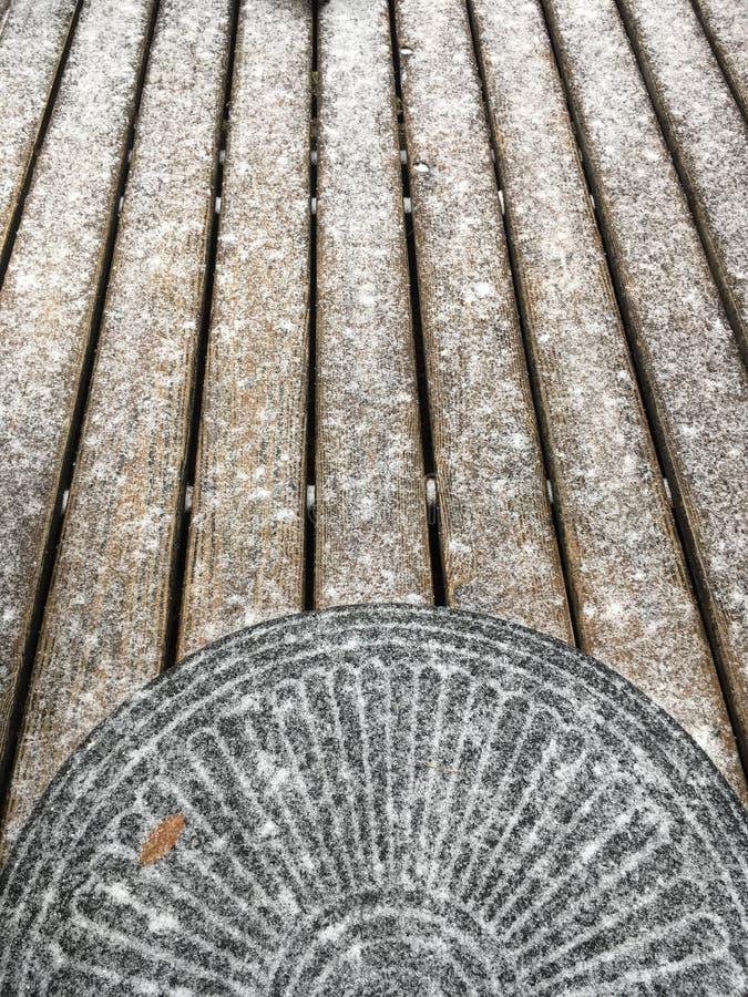 De sneeuw van Florida stock foto