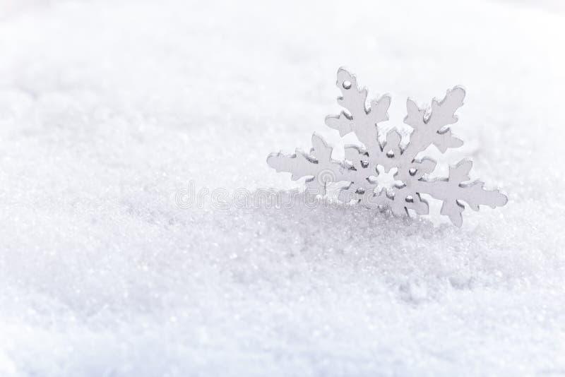De sneeuwachtergrond van de winter stock foto's