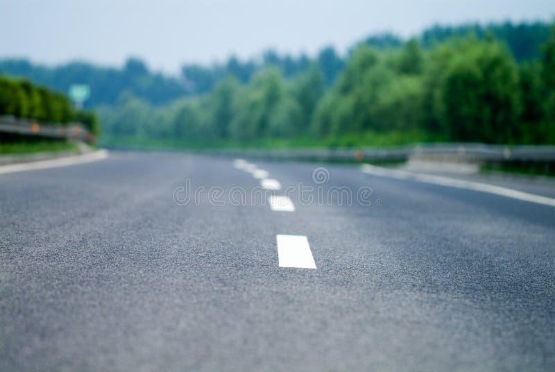 De snelweg stock foto's
