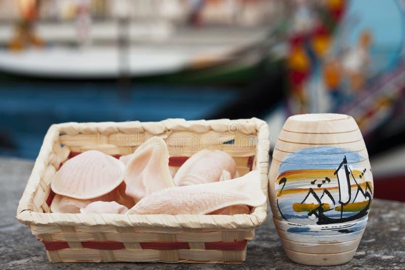 De Snoepjes van Aveiro stock foto
