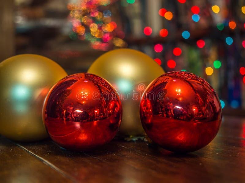 De snuisterij van Kerstmis royalty-vrije stock foto
