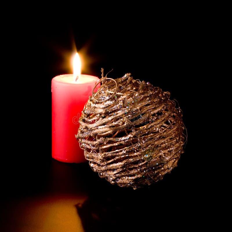 Download De Snuisterijen Van Kerstmis Stock Afbeelding - Afbeelding bestaande uit sluit, helder: 10783415