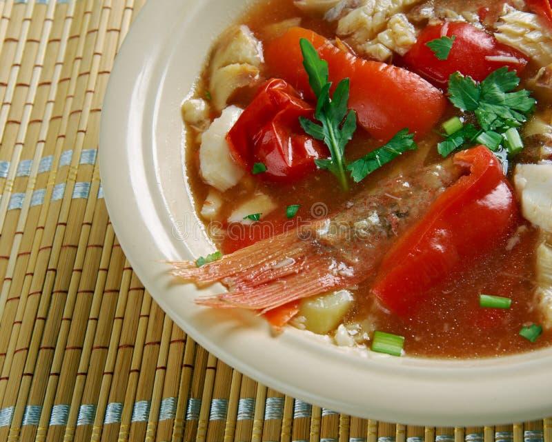 De soep van kroonslakamerika stock foto