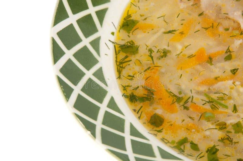 Download De soep van vermicelli stock afbeelding. Afbeelding bestaande uit plantaardig - 29508227