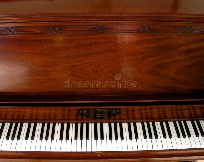 De Spanwijdte Van Het Toetsenbord Van De Piano Royalty-vrije Stock Fotografie