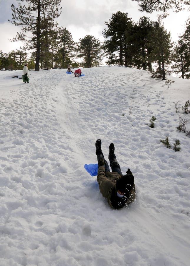 De spelen van de winter royalty-vrije stock fotografie