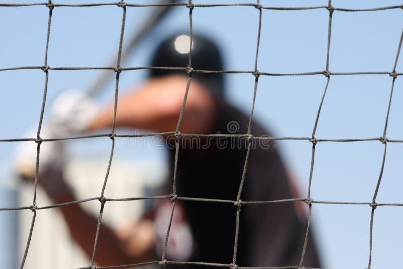 De Speler van het honkbal royalty-vrije stock foto's
