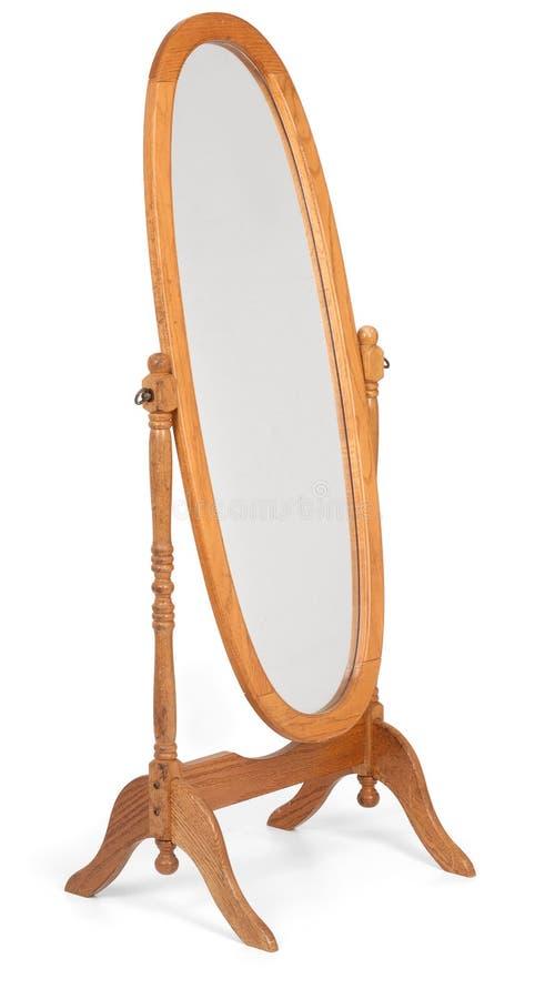 De Spiegel van de vloer royalty-vrije stock fotografie