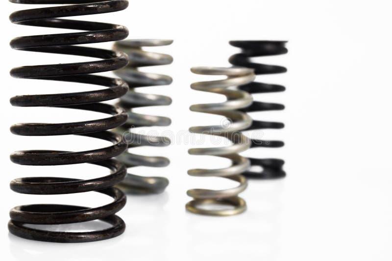De spiraalvormige lentes royalty-vrije stock afbeelding