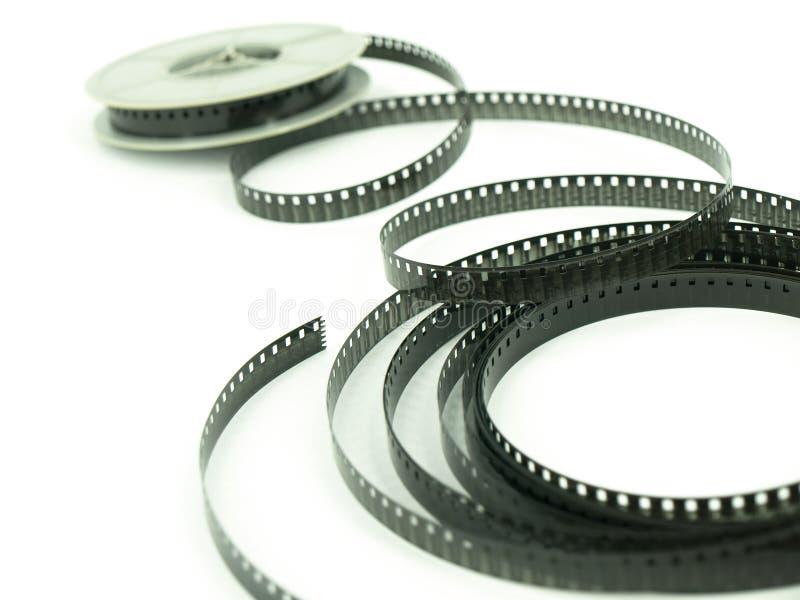 De spoel van de film royalty-vrije stock afbeelding