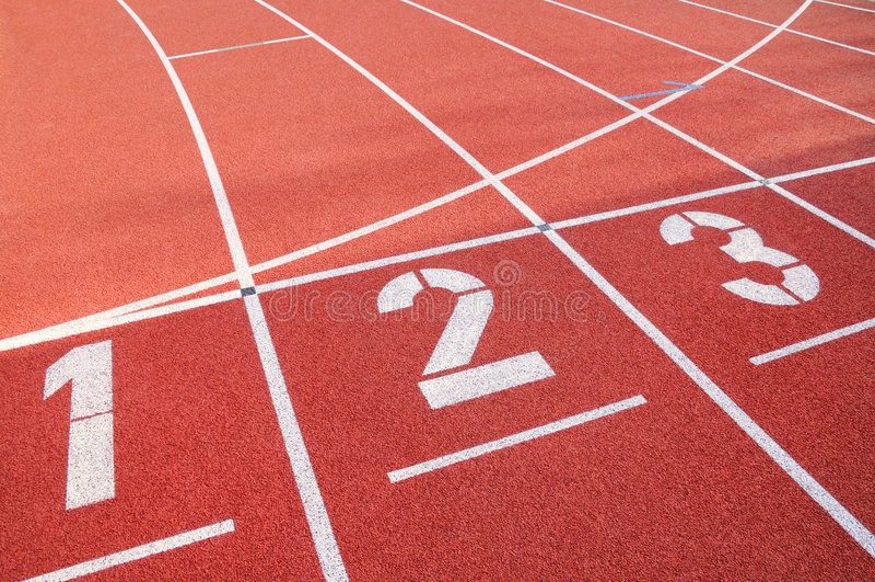 Download De Sport Van De Concurrentie Stock Foto - Afbeelding: 8883494
