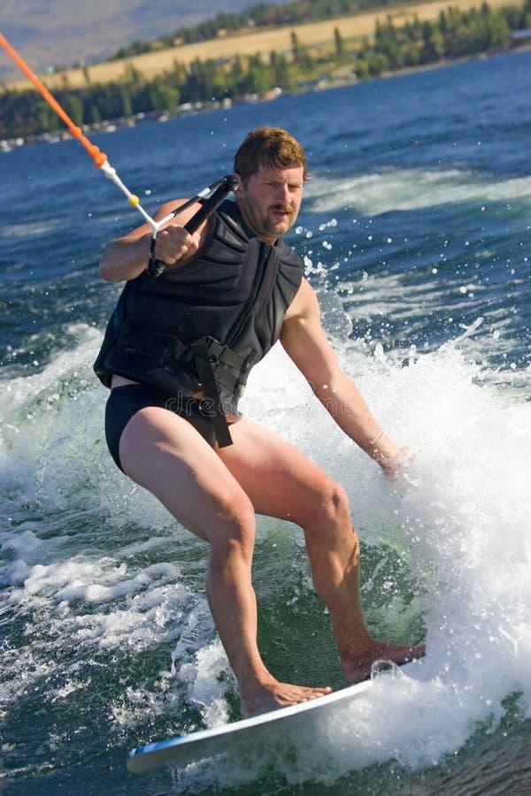 De sporten van het water