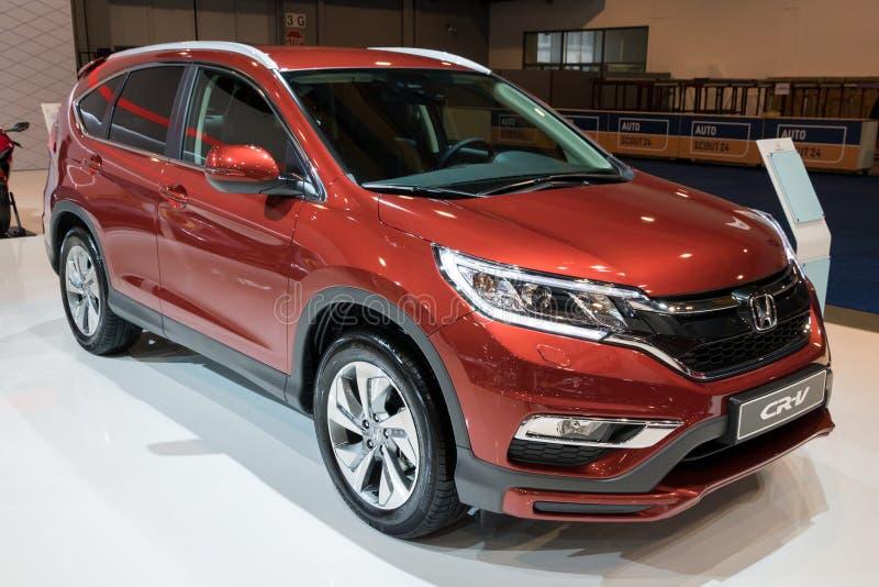 2018 de Sportieve SUV auto van Honda CR-V royalty-vrije stock afbeeldingen