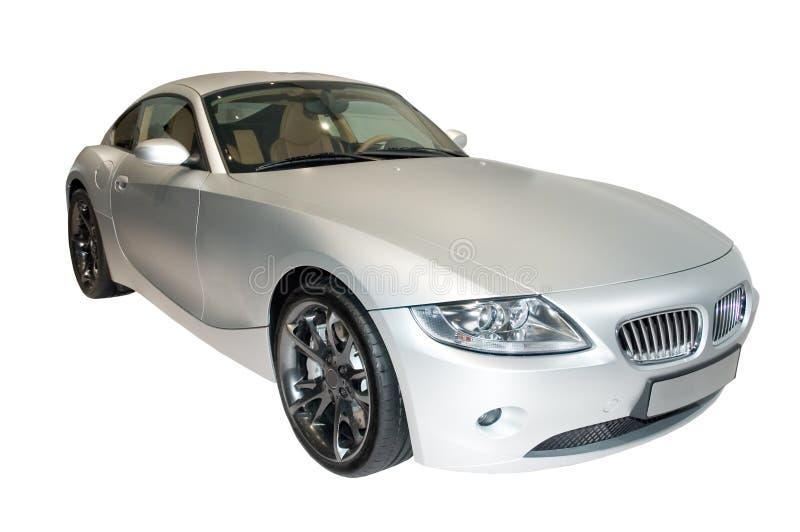 De Sportwagen van BMW Z4 stock fotografie
