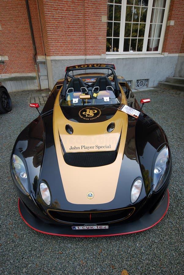 De Sportwagen van Lotus royalty-vrije stock fotografie