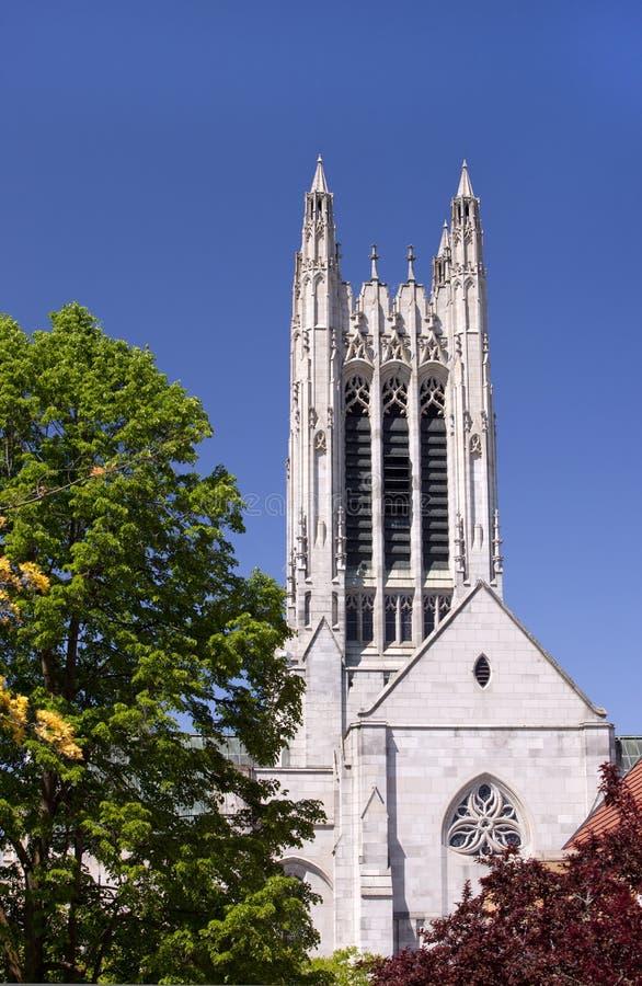 De St Johns Kerktoren royalty-vrije stock fotografie