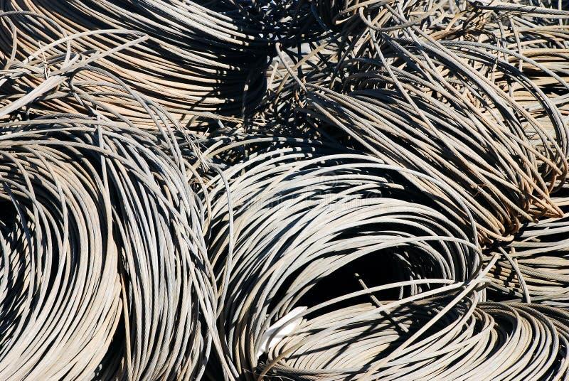 De staafbroodjes van het staal stock afbeelding