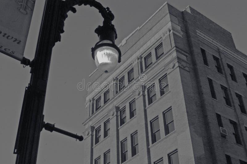 De stad royalty-vrije stock afbeelding