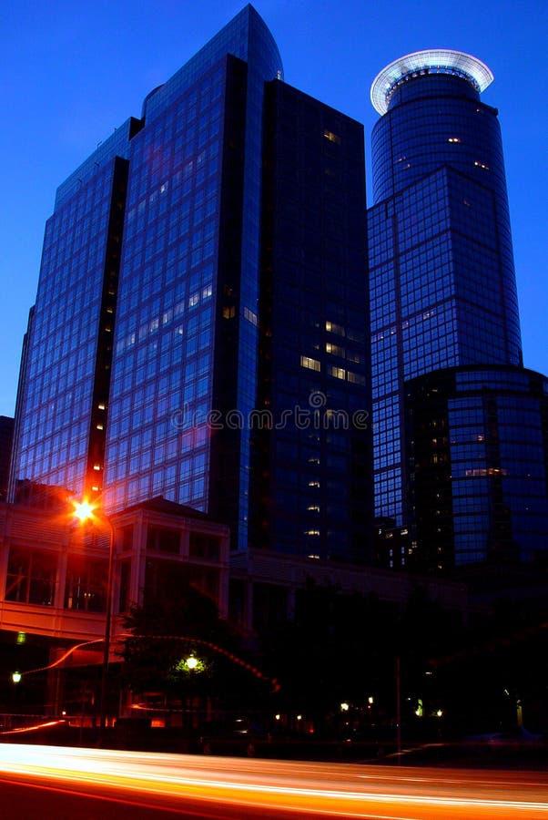 De stad in stock foto's