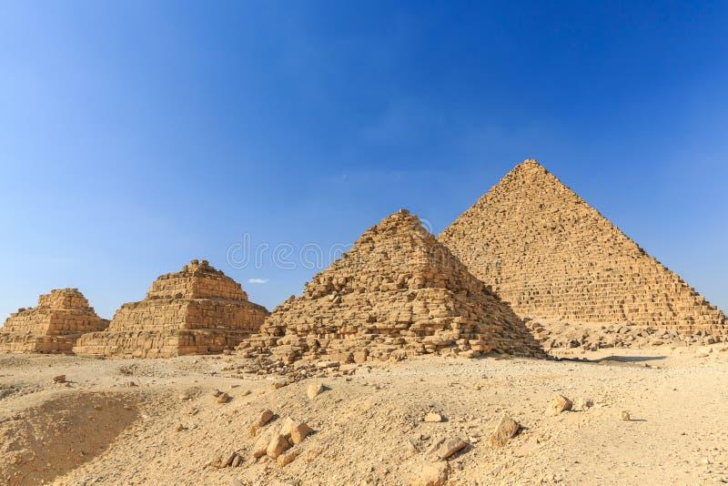 De stad en rivier Nijl van Kaïro stock afbeeldingen