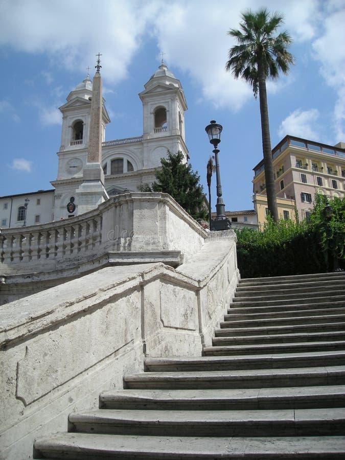 De stad Italië van Rome stock foto