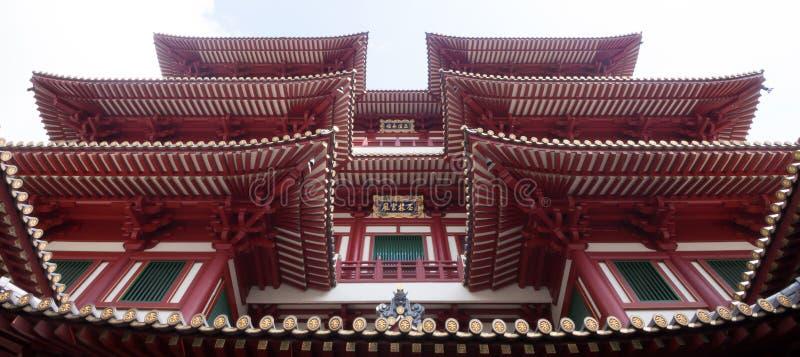 De Stad Singapore van China royalty-vrije stock afbeeldingen